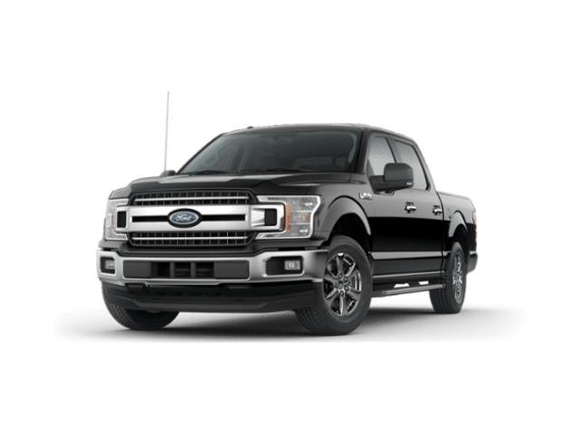 2018 Ford F-150 2WD Supercrew Truck